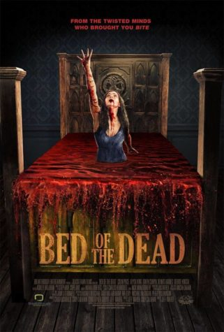 Bed of the Dead - Trailer e cartaz
