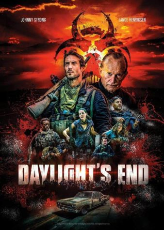 Daylight's End - Trailer og plakat