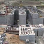 The construction of the Panama Canal Time Lapse