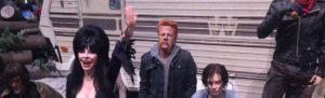 """Elivra zu Besuch bei """"The Walking Dead"""": Negan, nimm mich!"""