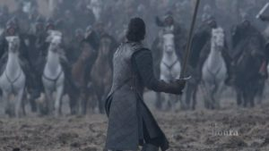 Game of Thrones Staffel 6 Répartition Reel