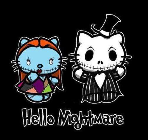 Hello Nightmare - Hello Kitty