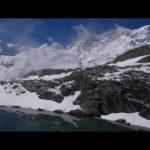 Helvetia: Met gevlogen een drone via Zwitserland