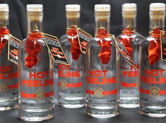 Hot Feeling Penis Wodka