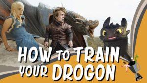 Hoe kunt u uw Drogon Train