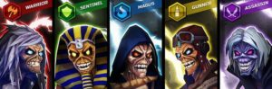 "Iron Maiden: & Quot; Legacy Of The Beast"" Spil til iPhone og Android"