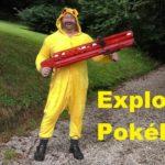 Jörg Sprave en la caza Pokémon