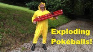 Jörg Sprave on Pokémon hunting