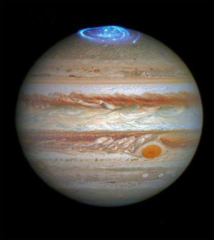 Las auroras de Júpiter
