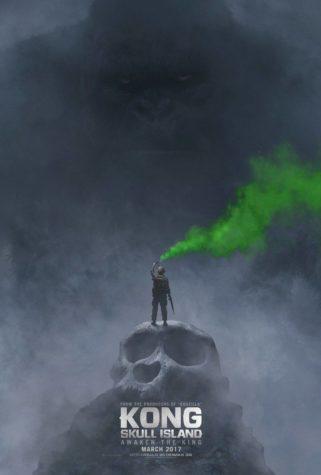 Kong: Skull Island - Affisch
