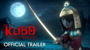 Kubo e le due stringhe - Primo trailer