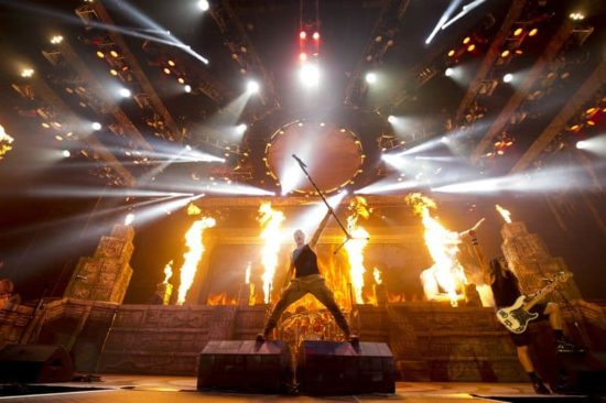 TV-Tip of the Day: Iron Maiden Wacken montrent d'Arte et le streaming en direct