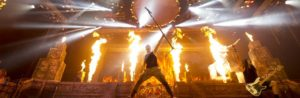 TV Tipp des Tages: Iron Maiden Wacken mostrar de Arte e ao vivo