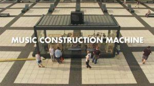 Music Construction Machine