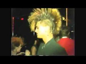 New Wave Party in Kalifornien 1986