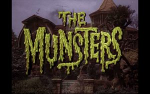 "Original ""The Munsters"" und ""The Addams Family"" in Farbe"