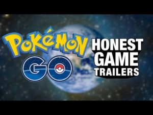 "Pokemon Go - Ã""rlig Trailer"
