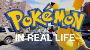 Real Life Pokémon GO