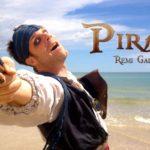 Rémi Gaillard del als Pirat