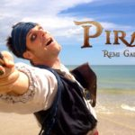 Rémi Gaillard als Pirat