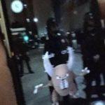 Riot Pokémon Polizia
