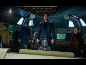 Star Trek Beyond - Aanhangwagen