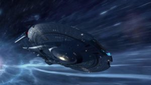 Star Trek: Enterprise - the beginning of the end