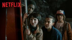 Stranger Things - Secondo trailer per la serie Netflix