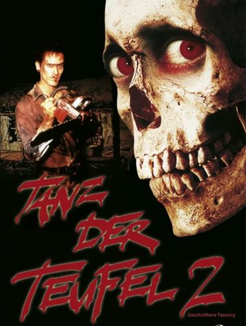 The Evil Dead 2: according to new audit released uncut version for minors
