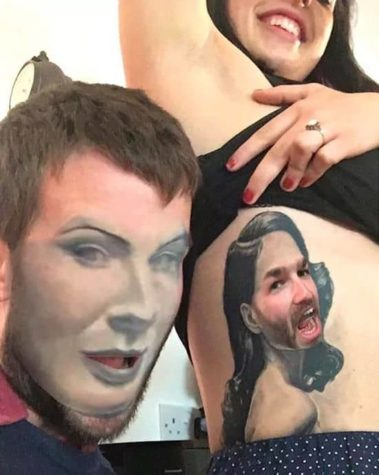 Tattoo Face-Swap