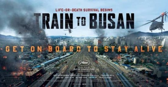 Train Busan - Kaksi Trailer