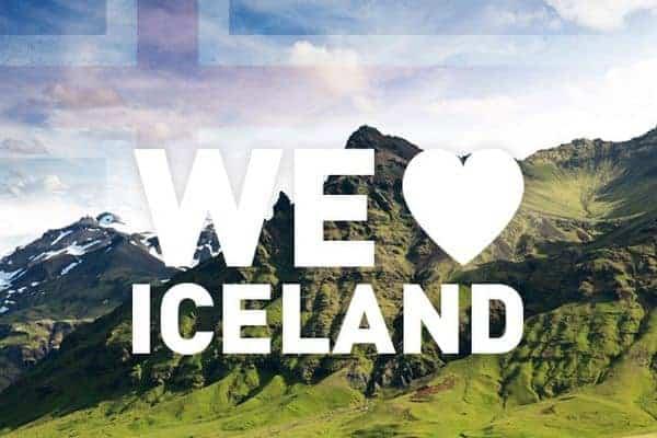 We ♥ Islandia!