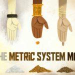 Comme le système métrique a surgi