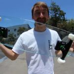 You Make It, We Skate It: Mit einem Skateboard aus Glas skaten