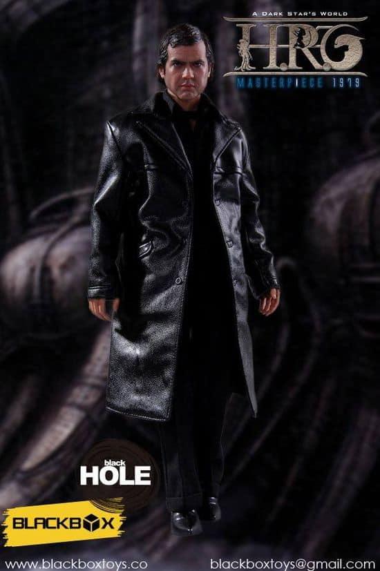 H.R. Giger Actionfigur