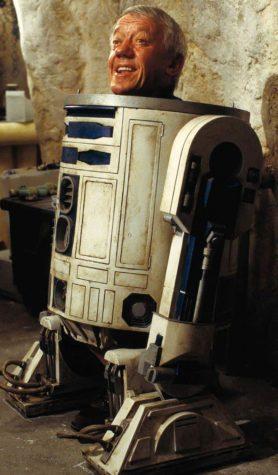 """R.I.P. & Quot; R2-D2"""" Kenny Baker"""