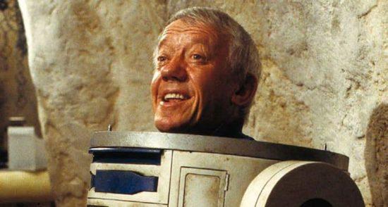 "R.I.P. ""R2-D2"" Kenny Baker"