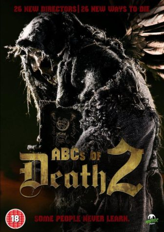 ABC of Death 2 ½ - juliste