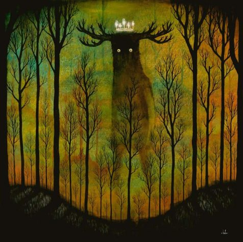 The fantastic dream worlds of Andy Kehoe