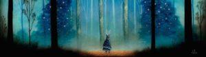 Die fantastischen Traumwelten von Andy Kehoe