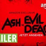 Ash vs. Evil Dead – The first German trailer for bloody Deadite Slaughter