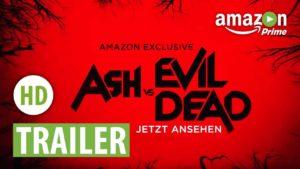 Ash vs. Evil Dead - The first German trailer for bloody Deadite Slaughter