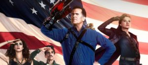 Ash Vs. Evil Dead - Glory, Gory, Hallelujah! Ny plakat for 2. Squadron