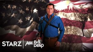 Ash4President: A Real Man in the White House