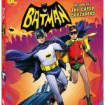 Ordenanza: El Cruzado Enmascarado – El cine de animación en los años 60 de Batman