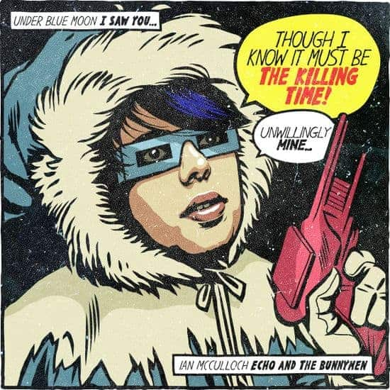 Butcher Billy's Post-Punk Supervillain Squad Series