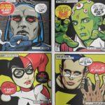 Butcher Billy's Post-Punk Supervillain Squad Series