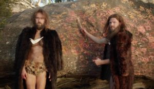 Cavemen Economics: The financial system was discovered in the Stone Age
