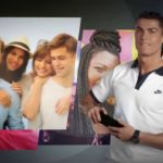 CR7Selfie: take pictures with Cristiano Ronaldo for a good cause