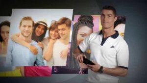 CR7Selfie: scattare foto con Cristiano Ronaldo per una buona causa